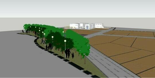 BETELGEUX-CHRISTEYNS invierte 20.000 € en la reforestación de un parque público de Ador