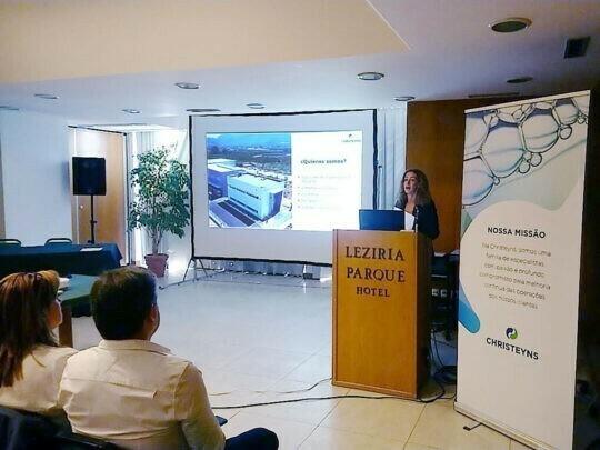BETELGEUX-CHRISTEYNS participa en el seminario sobre 'Listeria en la Industria Alimentaria' en Portugal