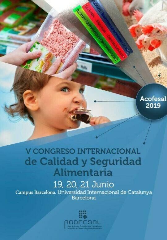 BETELGEUX-CHRISTEYNS será uno de los patrocinadores del V Congreso Internacional de Calidad y Seguridad Alimentaria 2019