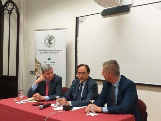 La Cátedra BETELGEUX-CHRISTEYNS reflexiona sobre las políticas macroeconómicas en el nuevo escenario europeo