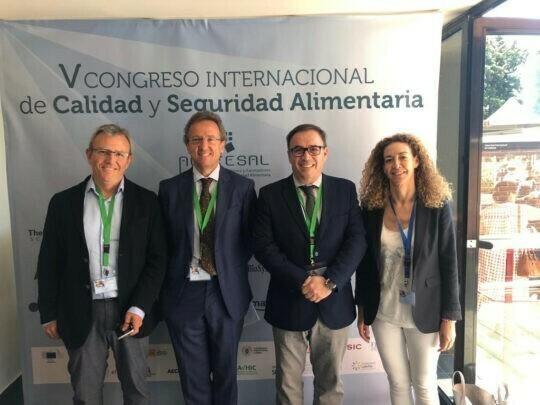 BETELGEUX-CHRISTEYNS asiste al Congreso ACOFESAL 2019 en el que se abordaban los grandes retos de la industria alimentaria
