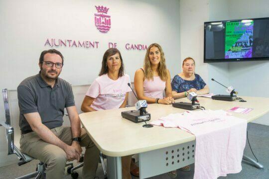 BETELGEUX-CHRISTEYNS remará contra el cáncer en el II Reto Solidario Cía Gandia el próximo 14 de julio
