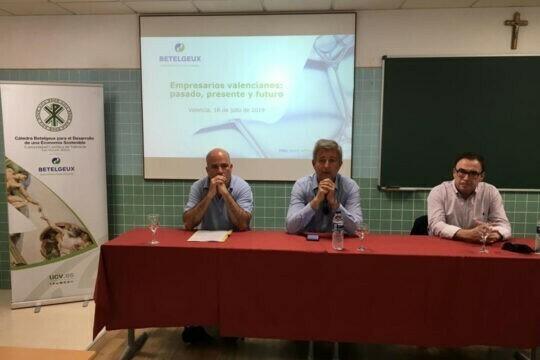 Curso de verano de la Cátedra BETELGEUX-CHRISTEYNS sobre empresarios valencianos