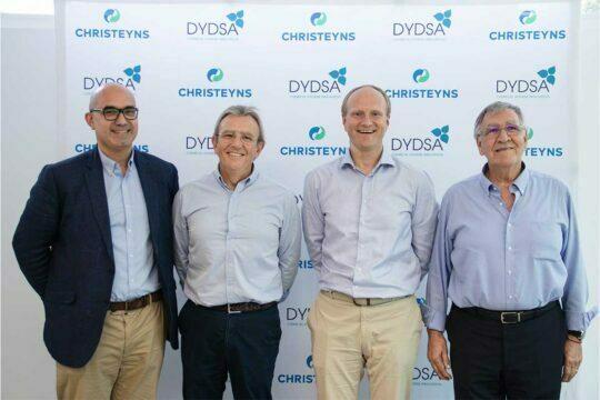 CHRISTEYNS adquiere la empresa valenciana DYDSA