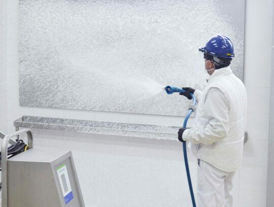 La nueva gama de equipos sostenibles de BETELGEUX-CHRISTEYNS mejoran la eficacia de la limpieza