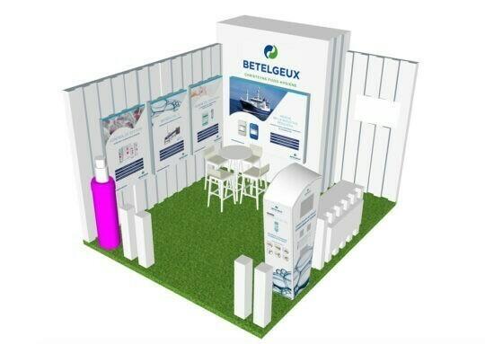 BETELGEUX-CHRISTEYNS presenta sus novedades de higiene sostenible en Conxemar