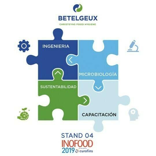 BETELGEUX Chile participa en INOFOOD 2019