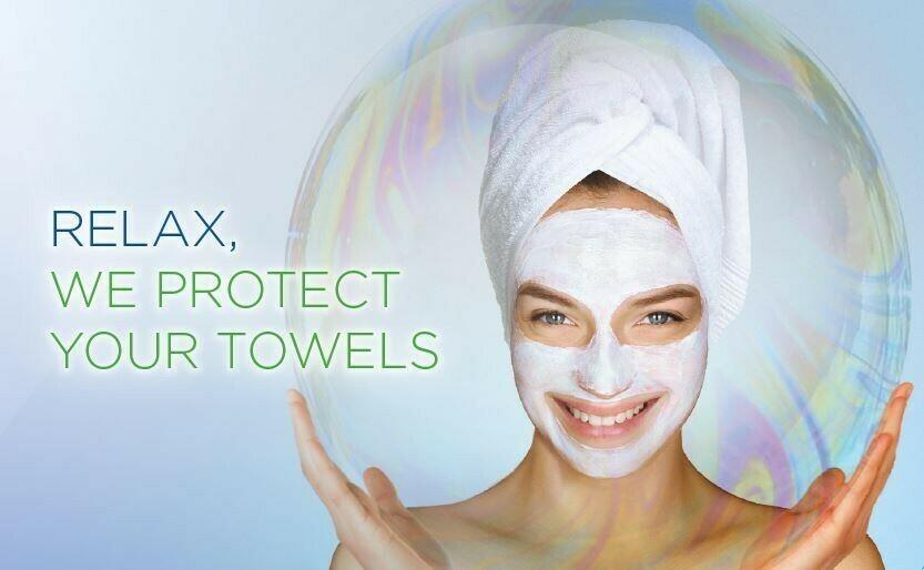 Smart Shield - Wij beschermen jouw badlinnen