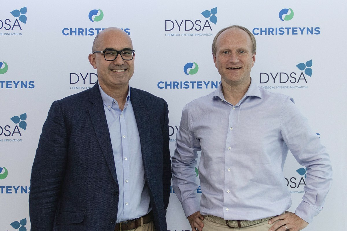 Christeyns acquires Spanish company DYDSA