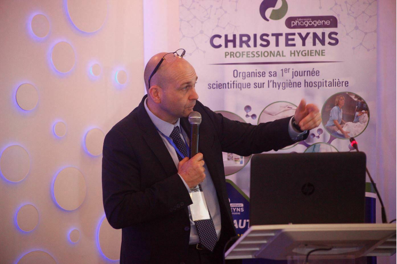 Seminar Healthcare Infections Morocco