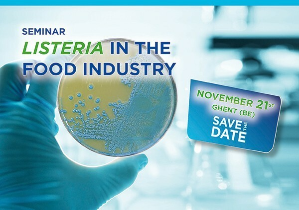 Seminar : Listeria in the Food Industry – November 21st, 2019