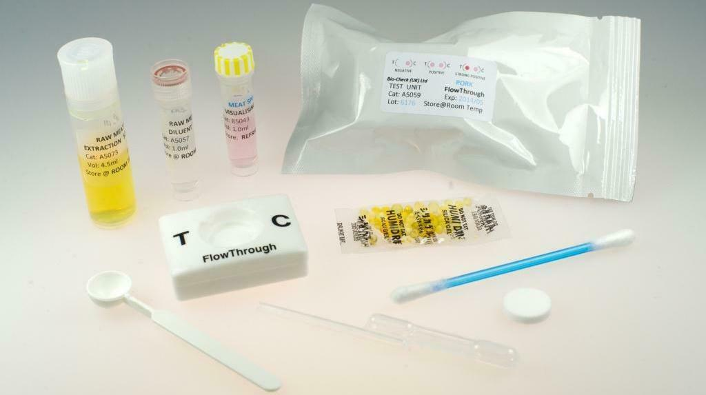 Klenzan Launch Rapid Allergen and Species Test