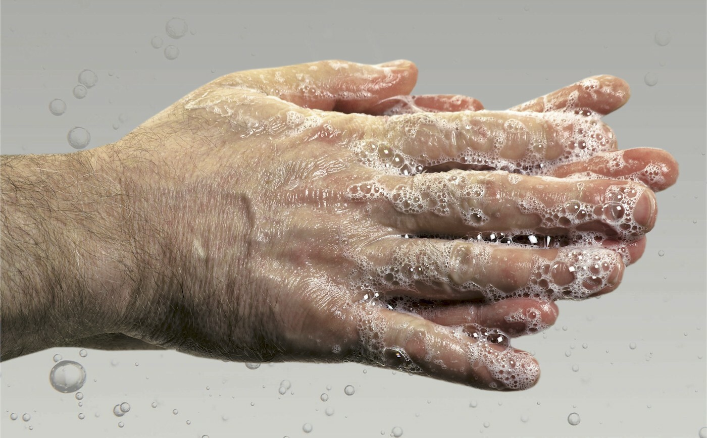 The Ultimate Hygiene for Hands