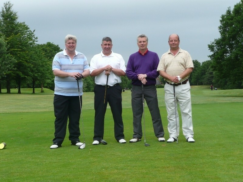 The Brewing, Food & Beverage Industry Suppliers Association golf day 2013