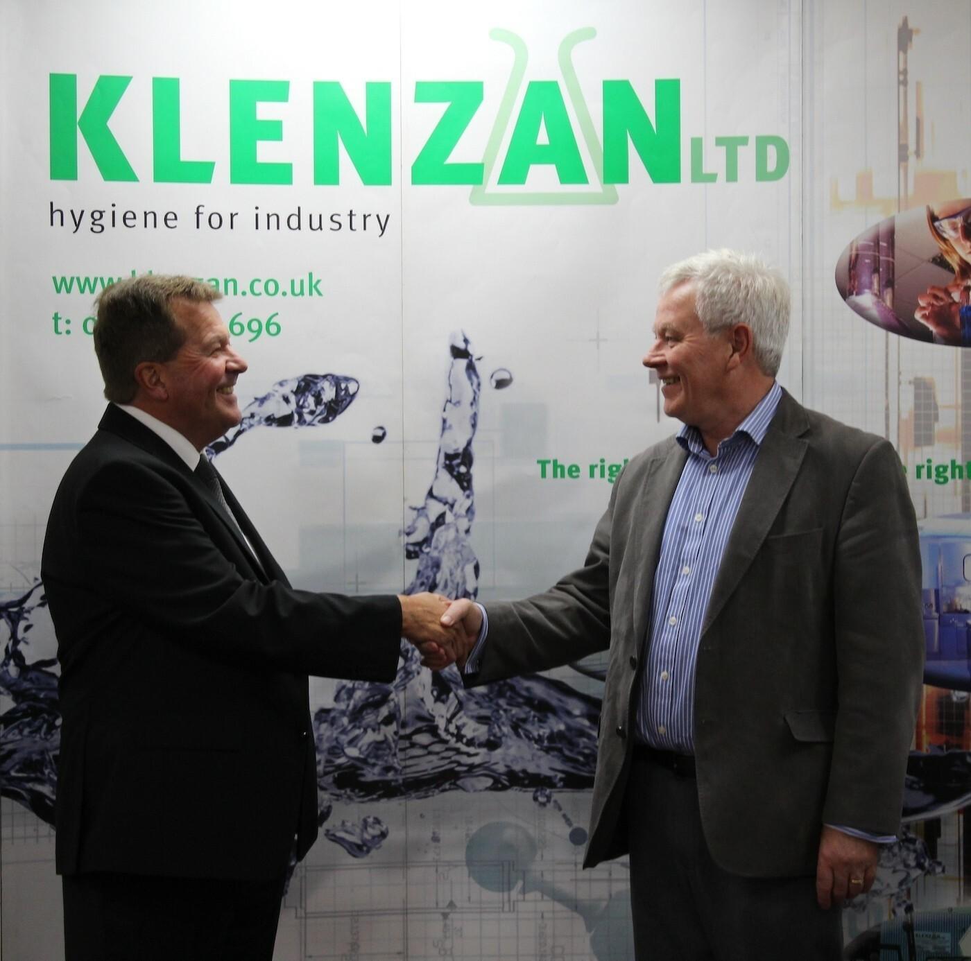 Klenzan & T.J. & S.Jenkinson Press Release