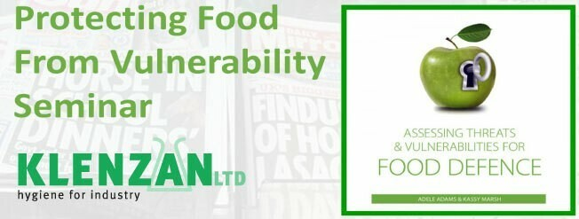 Technical Information Briefings Protecting Food From Vulnerability Seminars