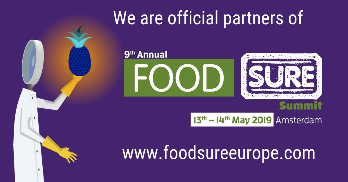 Christeyns @ Food Sure Summit Amsterdam