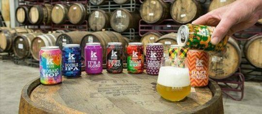 Brouwerij Kees brouwt schoon en lekker bier!