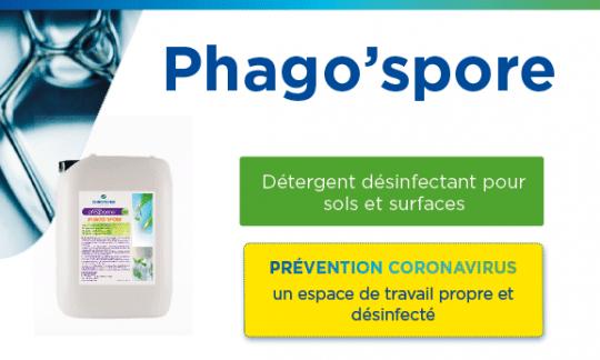 Covid-19: Désinfectants surfaces