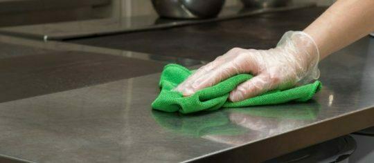Onderzoeksproject WUR: maak desinfectie zo efficiënt mogelijk