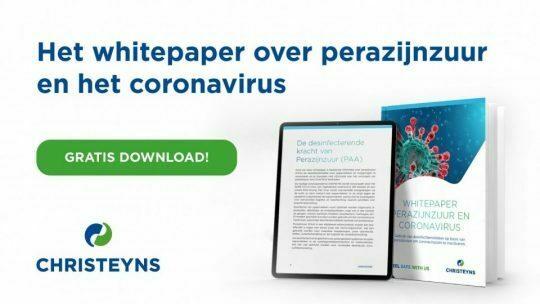 Whitepaper perazijnzuur en coronavirus