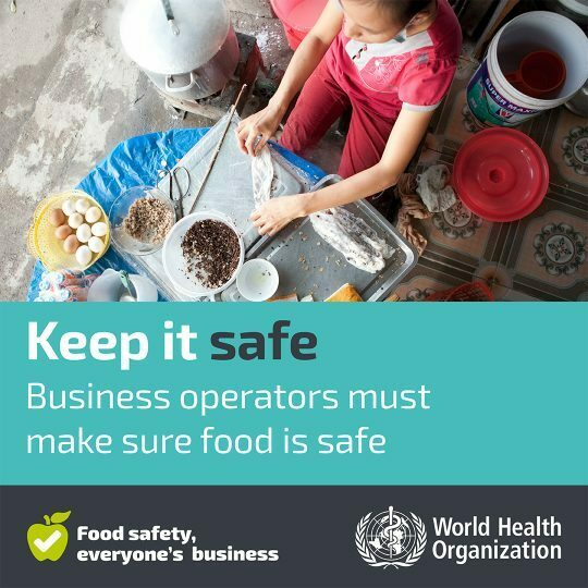 World Food Safety Day – Listeria, what's the fuss?