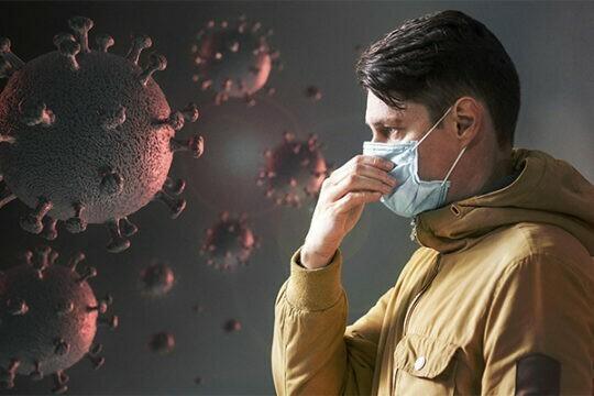 Coronavirus: aerosoles, ventilación y mascarillas