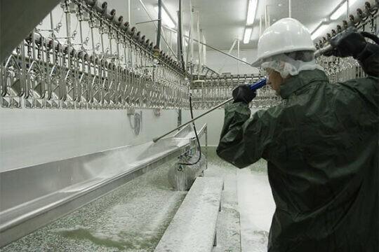 Problemas frecuentes en equipos de limpieza y desinfección OPC