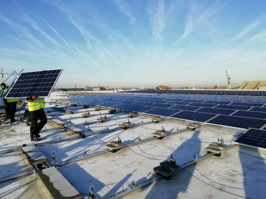 Samen voor duurzame energie