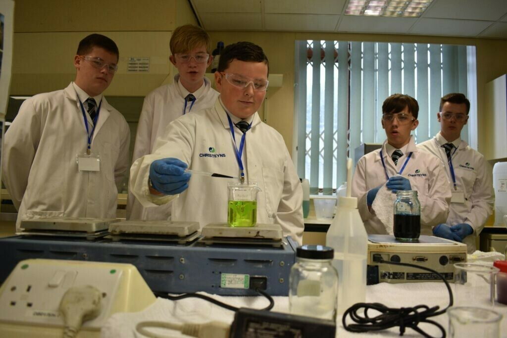 Christeyns UK launches student insight programme
