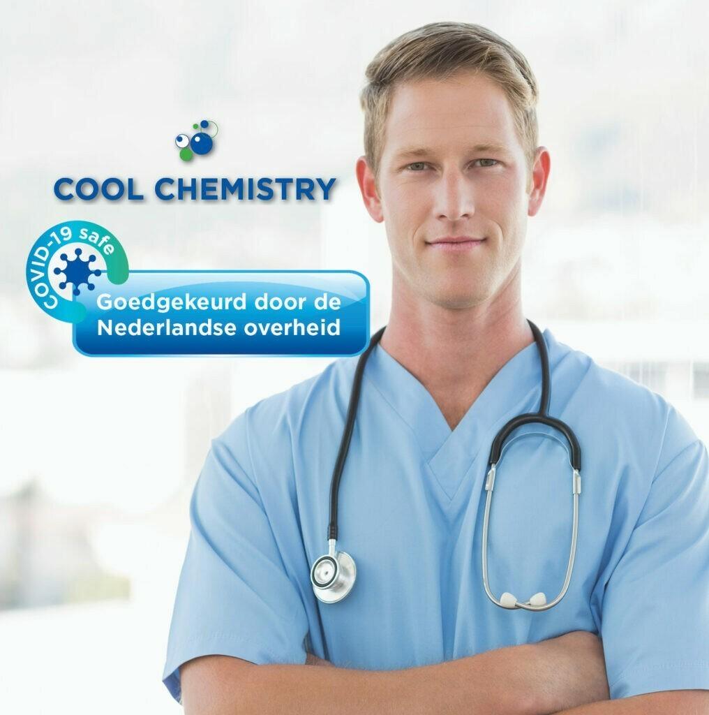 Nederlandse overheid valideert Cool Chemistry
