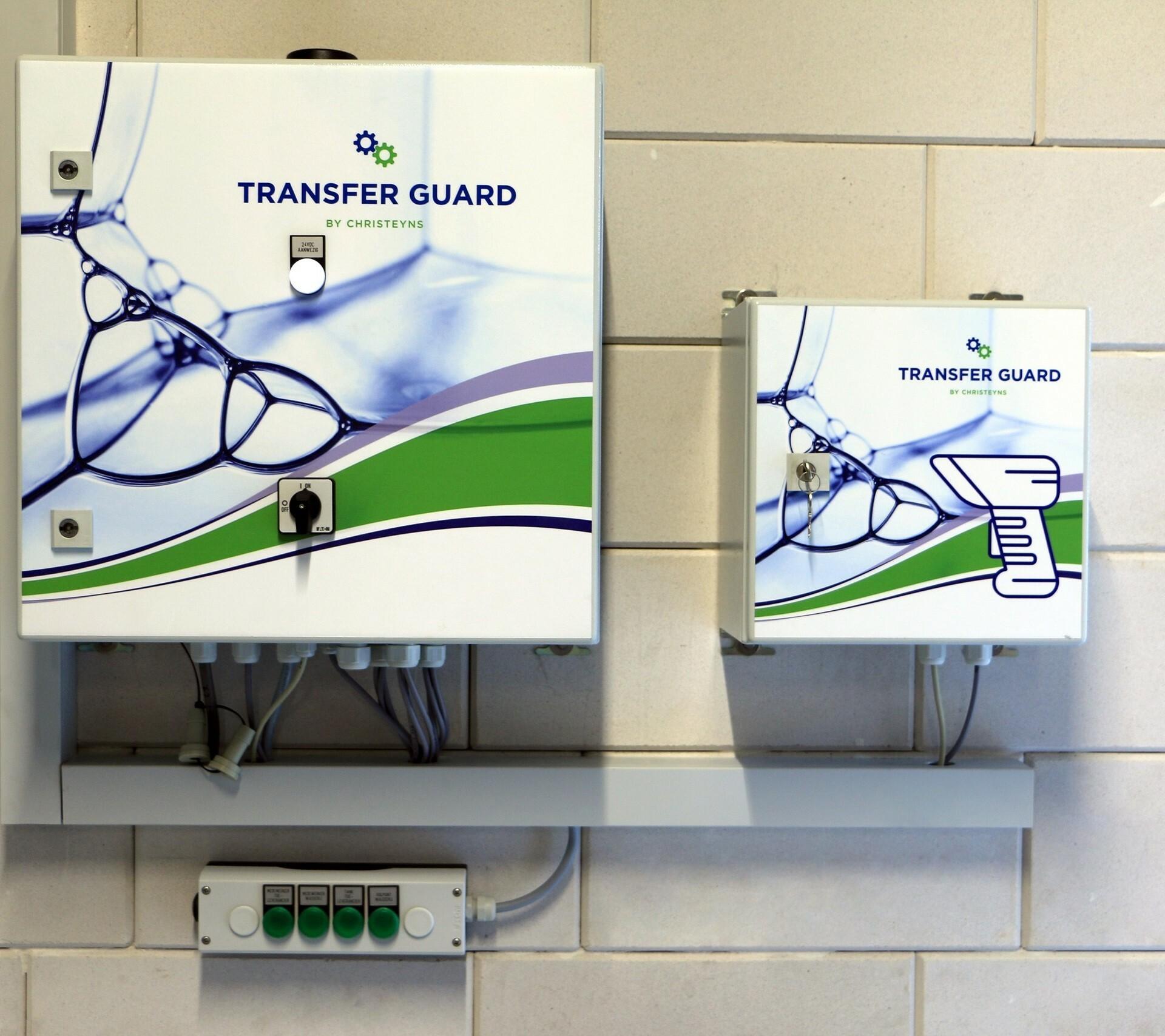 Transfer Guard receives European patent