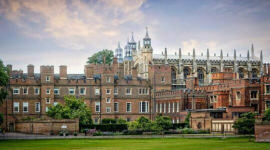 Christeyns UK supplies water saving equipment for Eton College