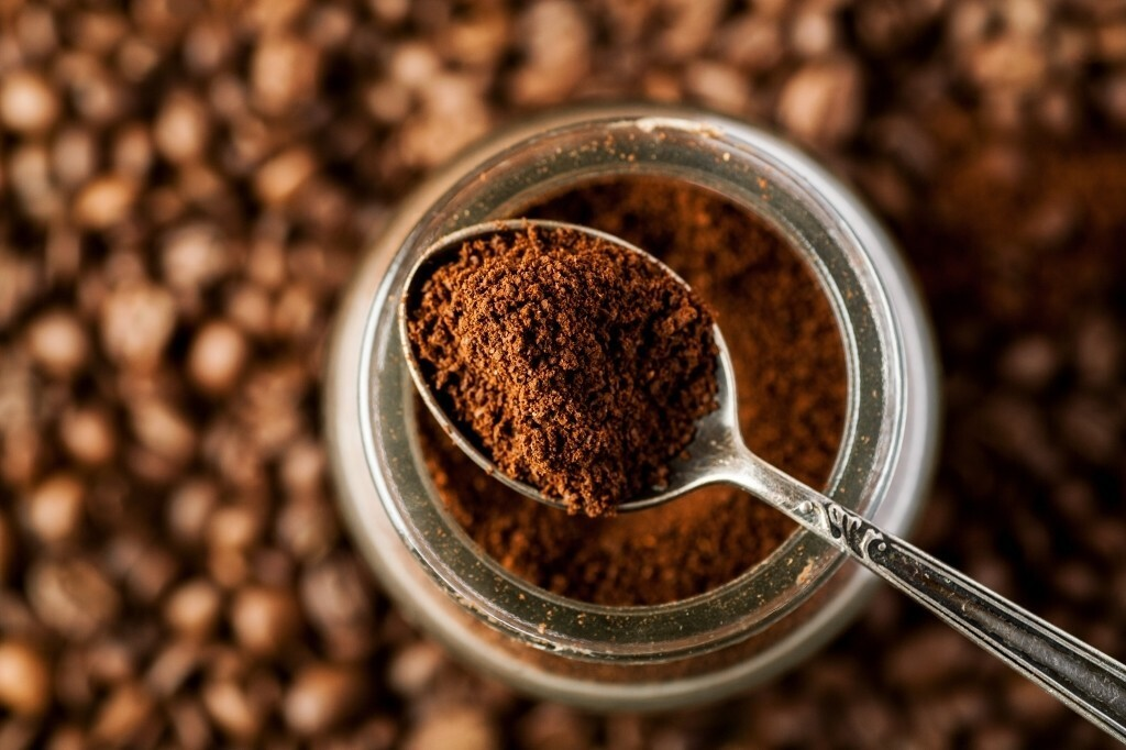 Sabão a partir de Café