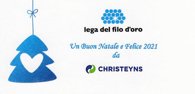 Christeyns Italia sostiene la Lega del Filo d'oro