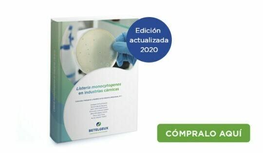 BETELGEUX-CHRISTEYNS publica un libro sobre la incidencia y control de Listeria monocytogenes en industrias cárnicas