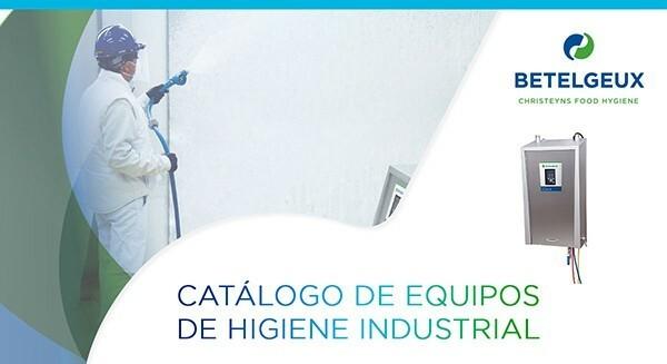 BETELGEUX-CHRISTEYNS apuesta por la alta tecnología en equipos para una higiene más sostenible y eficiente en la industria alimentaria