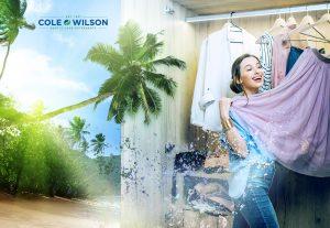 Pro-Fit Fusion wasverzachter: de tropische geur van het paradijs