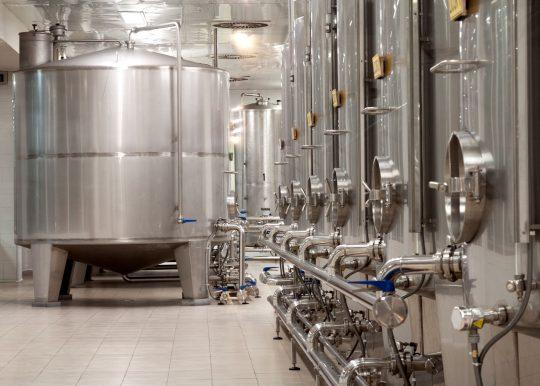 Higiene na Indústria do Vinho