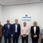 Christeyns verstevigt haar positie in de professional hygiënemarkt met de overname van Eurosanex (Spanje)