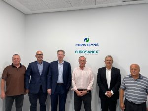 Christeyns consolidates its position in the professional hygiene sector with the acquisition of Eurosanex (Spain)