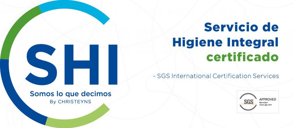 BETELGEUX-CHRISTEYNS lanza el Servicio de Higiene Integral CERTIFICADO por la multinacional SGS. Un servicio que cubre todas las áreas y factores implicados en la higienización de las instalaciones de producción y manipulación de alimentos.